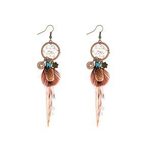 Dream A Little - Radiantly Regal Earrings